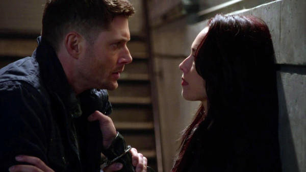 8 Supernatural SPN S9 E22 Stairway to Heaven Dean Winchester Jensen Ackles Tessa Lindsey McKeon