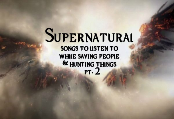 Supernatural playlist 2 pic