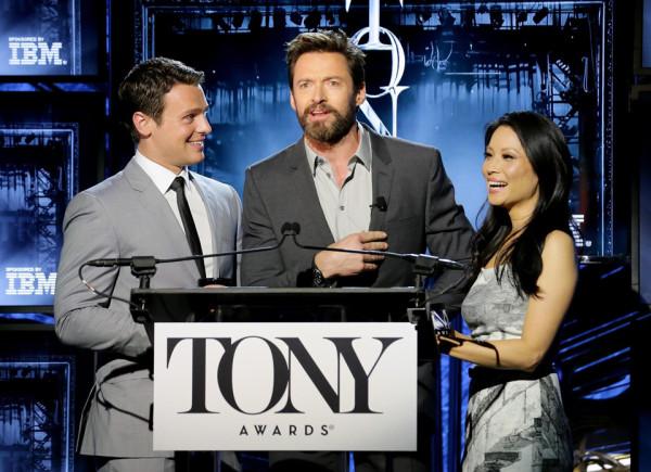 Tony Awards Hugh Jackman