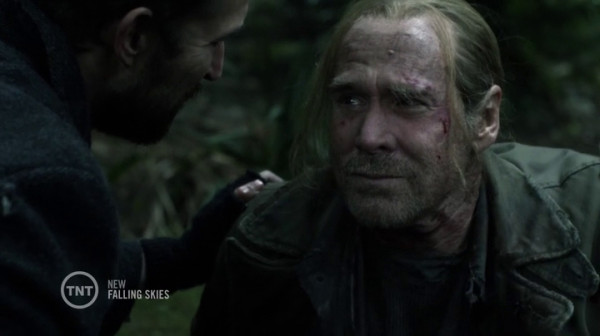 7 Falling Skies S4E4Tom Mason Dan Weaver Noah Wyle Will Patton