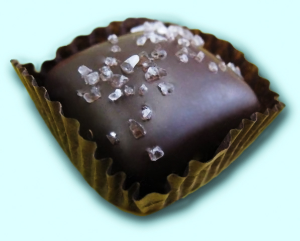 Dark Chocolate Sea Salt Caramel Trader Joes