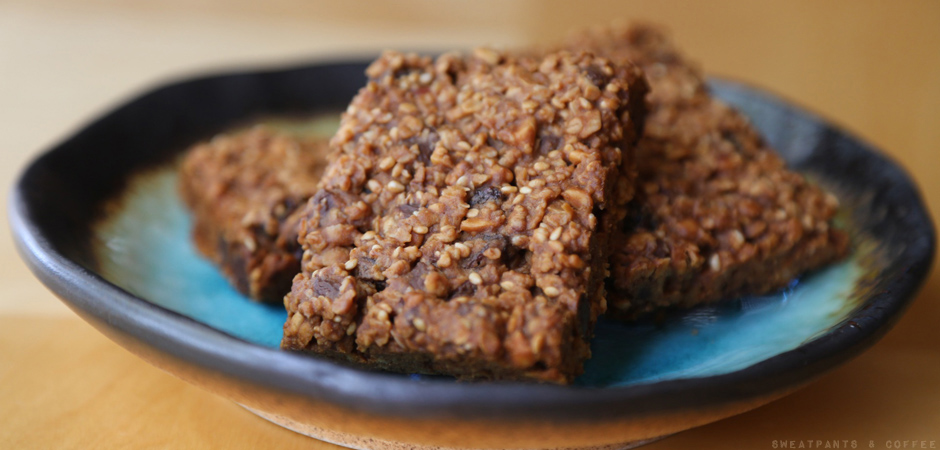 20 Minute Energy Bars slide