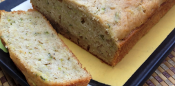 Cinnamon Glazed Zucchini Bread Recipe slide
