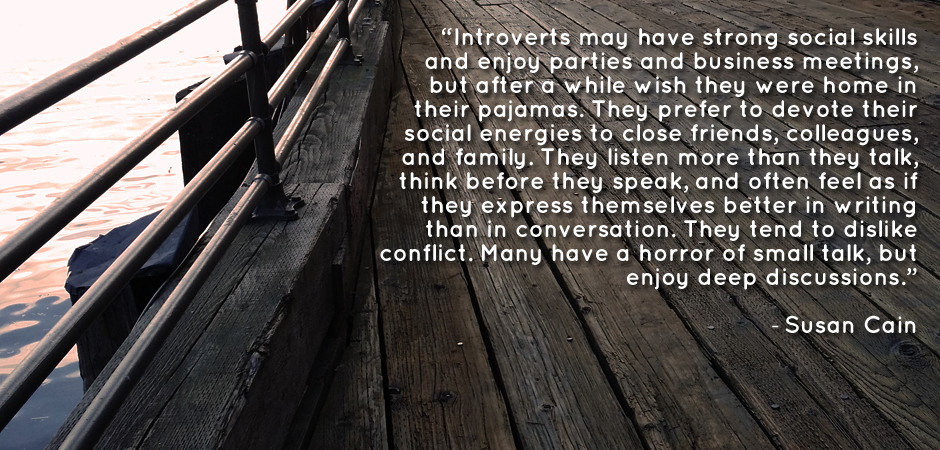Quotes | 6 Things To Know About Introverts