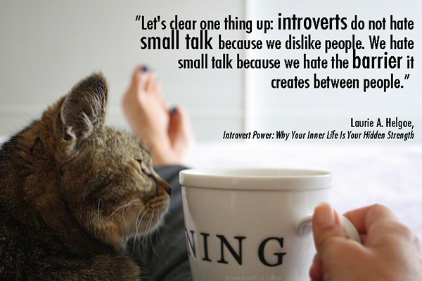 Laurie Helgoe Introvert quote_600x400