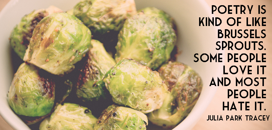 Oven Roasted Brussels Sprouts by Saleeha Bamjee slide