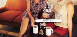 Reishi Roast review slide