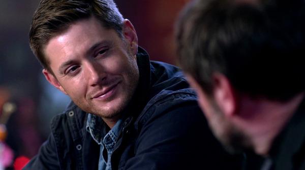 1 Supernatural SPN S10E2 Reichenbach Dean Winchester Crowley Jensen Ackles Mark Sheppard