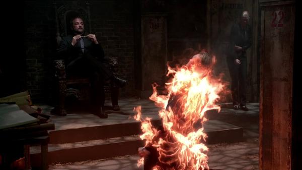 11 Supernatural SPN Season Ten Episode Three S10E3 Soul Survivor Mark Sheppard Crowley