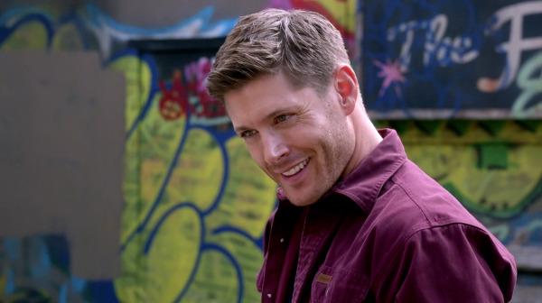 15 Supernatural SPN S10E2 Reichenbach Dean Winchester Jensen Ackles
