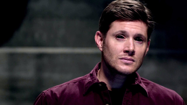 2 Supernatural SPN Season Ten Episode Three S10E3 Soul Survivor Demon Dean Winchester Jensen Ackles