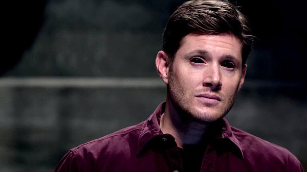 2 Supernatural SPN Season Ten Episode Three S10E3 Soul Survivor Demon Dean Winchester Jensen Ackles