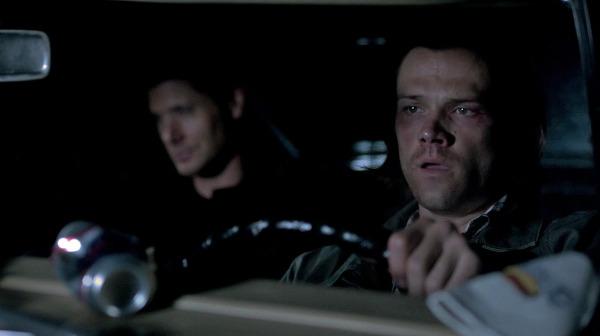 20 Supernatural SPN S10E2 Reichenbach Sam Winchester Jared Dean Jensen Ackles Impala Padalecki
