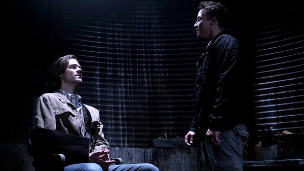 21 Supernatural Season 10 Episode 1 S10E1 Black Sam Winchester Jared Padalecki Cole Travis Aaron Wade