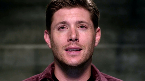 22 Supernatural SPN Season Ten Episode Three S10E3 Soul Survivor Demon Dean Winchester Jensen Ackles
