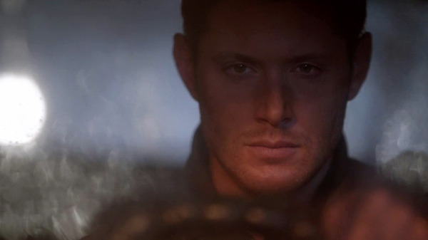 22 Supernatural Season 10 Episode 1 S10E1 Black Dean Winchester Jensen Ackles