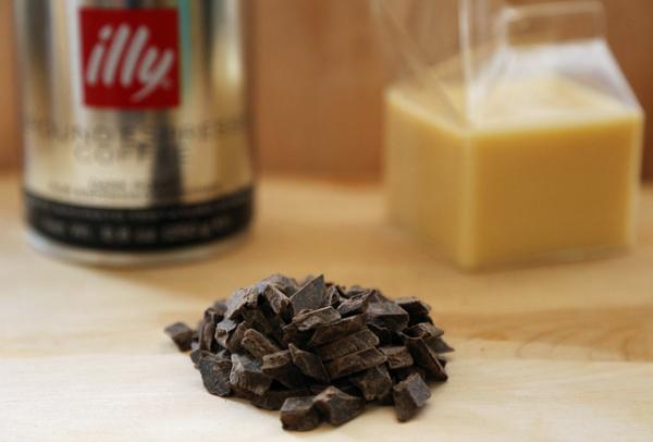 3 Ingredient Espresso Fudge recipe