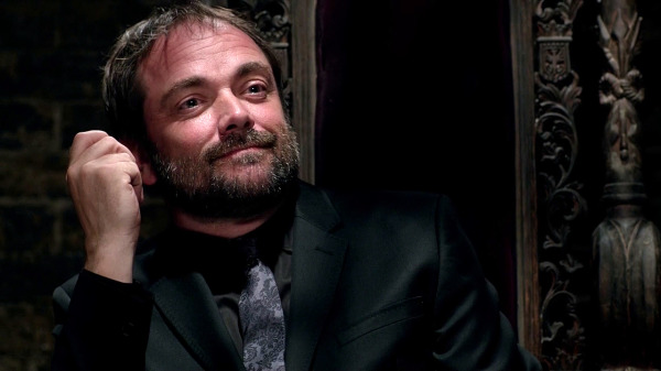 6 Supernatural SPN Season Ten Episode Three S10E3 Soul Survivor Mark Sheppard Crowley