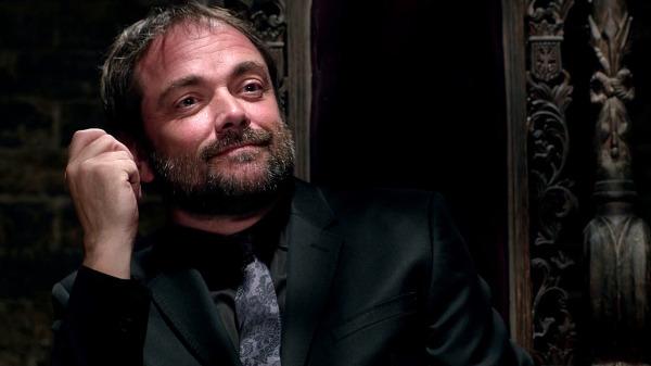 6 Supernatural SPN Season Ten Episode Three S10E3 Soul Survivor Mark Sheppard Crowley