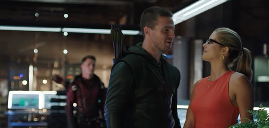Arrow Season 3 premiere recap