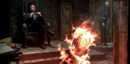 slide Supernatural SPN Season Ten Episode Three S10E3 Soul Survivor Mark Sheppard Crowley