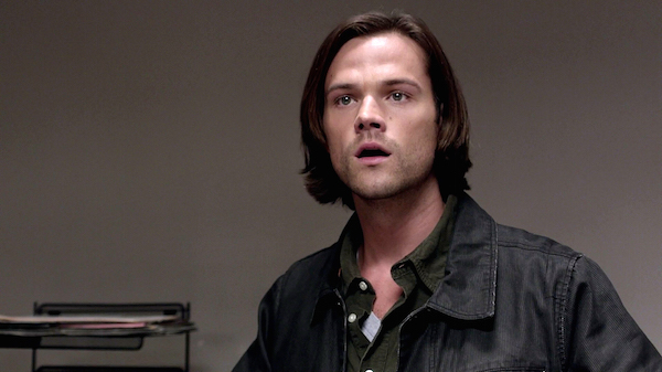 10 Supernatural Season 10 Episode 6 SPN S10E6 Ask Jeeves Sam Winchester Jared Padalecki