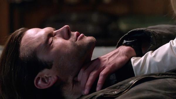 16 Supernatural SPN Season 10 Episode 4 S10E4 Paper Moon Sam Winchester Jared Padalecki