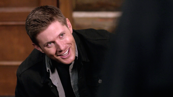 18 Supernatural SPN Season 10 Episode 4 S10E4 Paper Moon Dean Winchester Jensen Ackles