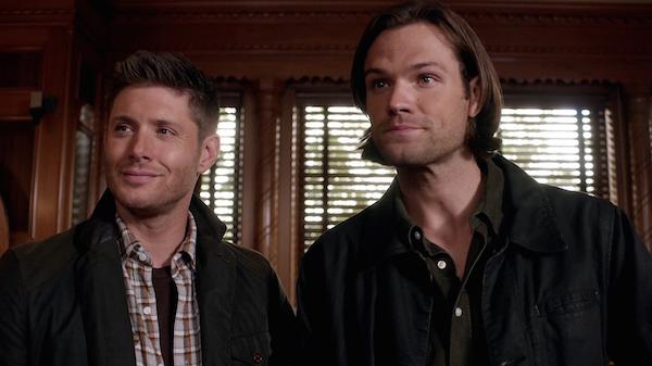 2 Supernatural Season 10 Episode 6 SPN S10E6 Ask Jeeves Dean Sam Winchester Jensen Ackles Jared Padalecki