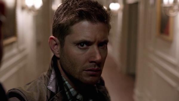 4 Supernatural Season 10 Episode 6 SPN S10E6 Ask Jeeves Dean Winchester Jensen Ackles