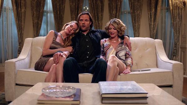 6 Supernatural Season 10 Episode 6 SPN S10E6 Ask Jeeves Sam Winchester Jared Padalecki Heddy Beverly Gillian Vigman Debra Lynn McCabe