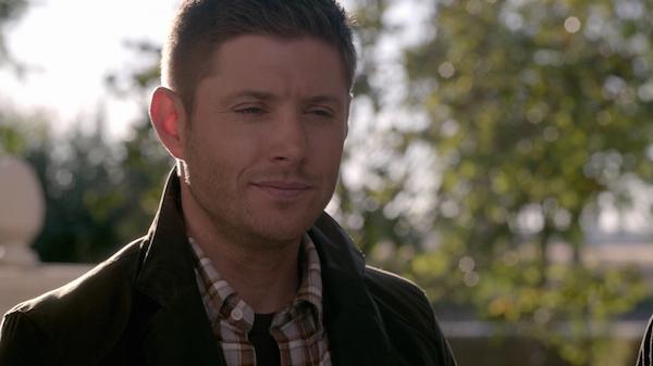 B4 Supernatural Season 10 Episode 6 SPN S10E6 Ask Jeeves Dean Winchester Jensen Ackles