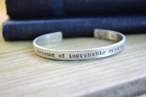 Doctor Who Dreamer bracelet
