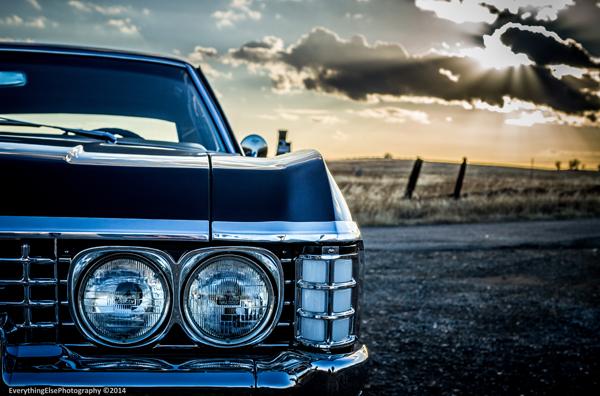 Supernatural Impala Fan Car_Eric Bates3