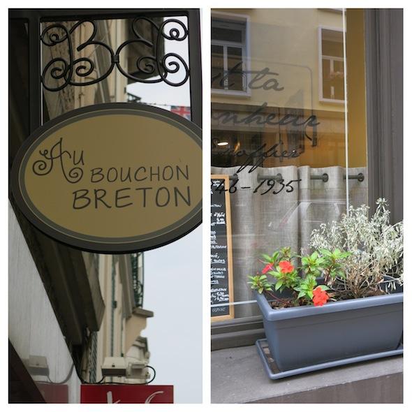 a. au bouchon breton