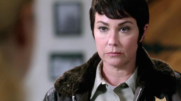 1 Supernatural SPN Season Ten Episode Eight S10E8 Hibbing 911 Sheriff Jody Mills Kim Rhodes