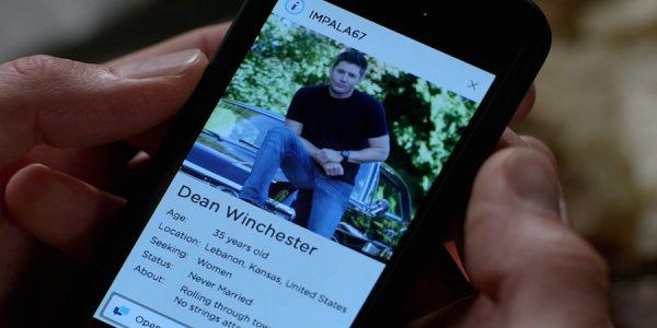 1 Supernatural Season 10 Episode 7 SPN S10E7 Girls Dean Winchester Jensen Ackles Impala 67