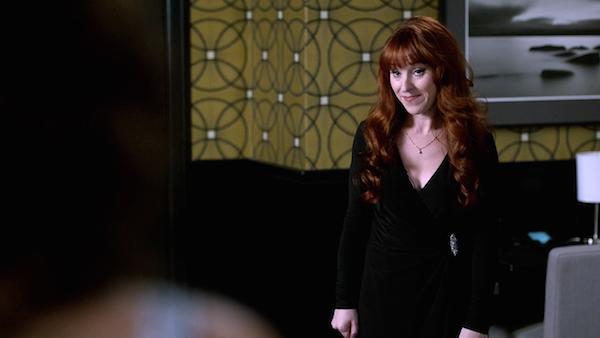 13 Supernatural Season 10 Episode 7 SPN S10E7 Girls Rowena Ruth Connell