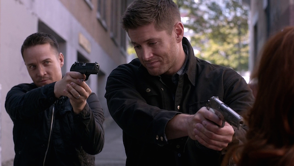 15 Supernatural Season 10 Episode 7 SPN S10E7 Girls Dean Winchester Jensen Ackles Cole Travis Aaron Wade