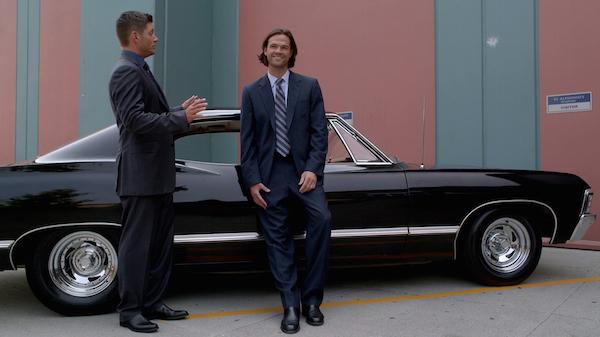 16 Supernatural Season Ten Episode Five SPN S10E5 Fan Fiction Sam Dean Winchester Jensen Ackles Jared Padalecki Baby 200th Episode