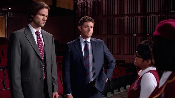 17 Supernatural Season Ten Episode Five SPN S10E5 Fan Fiction Sam Dean Winchester Jensen Ackles Jared Padalecki 200th Episode