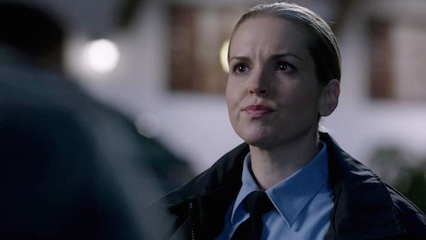 18 Supernatural SPN Season Ten Episode Eight S10E8 Hibbing 911 Sheriff Donna Hanscum Briana Buckmaster