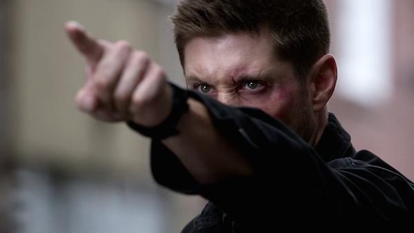 18 Supernatural Season 10 Episode 7 SPN S10E7 Girls Dean Winchester Jensen Ackles