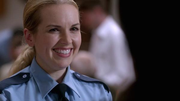 2 Supernatural SPN Season Ten Episode Eight S10E8 Hibbing 911 Sheriff Donna Hanscum Briana Buckmaster