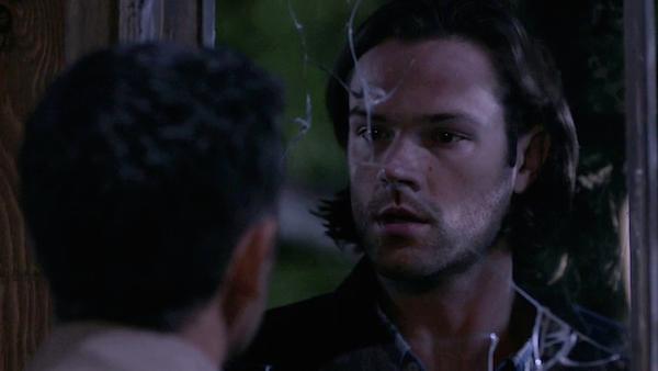 20 Supernatural SPN Season Ten Episode Eight S10E8 Hibbing 911 Sam Winchester Jared Padalecki