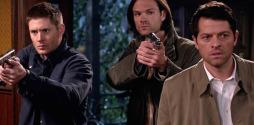 20 Supernatural Season Ten Episode Nine SPN S10E9 The Things We Left Behind Dean Winchester Jensen Ackles Castiel Jimmy Misha Collins Novak Sam Jared Padalecki