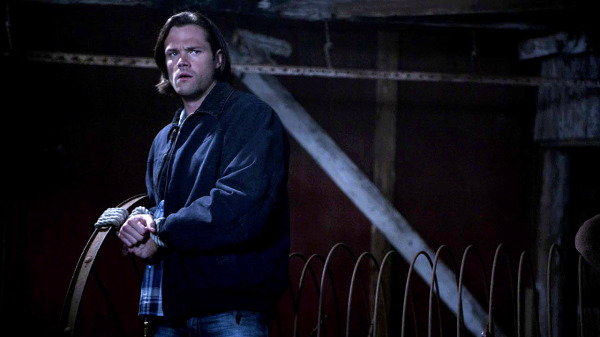 20b Supernatural SPN Season Ten Episode Eight S10E8 Hibbing 911 Sam Winchester Jared Padalecki