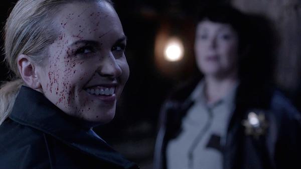 21 Supernatural SPN Season Ten Episode Eight S10E8 Hibbing 911 Sheriff Jody Mills Kim Rhodes Donna Hanscum Briana Buckmaster