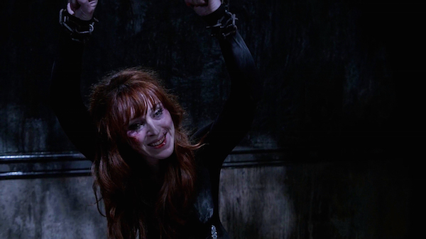 24 Supernatural Season 10 Episode 7 SPN S10E7 Girls Rowena Ruth Connell