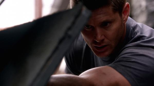 3 Supernatural Season Ten Episode Five SPN S10E5 Fan Fiction Dean Winchester Jensen Ackles 200th Episode